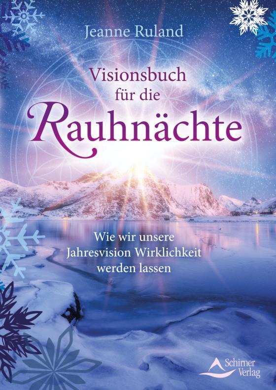 Cover-Bild Visionsbuch für die Rauhnächte