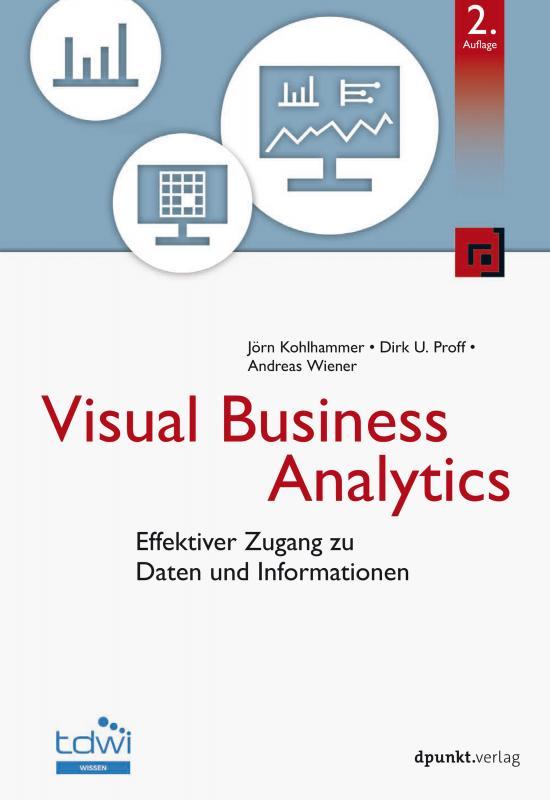 Cover-Bild Visual Business Analytics