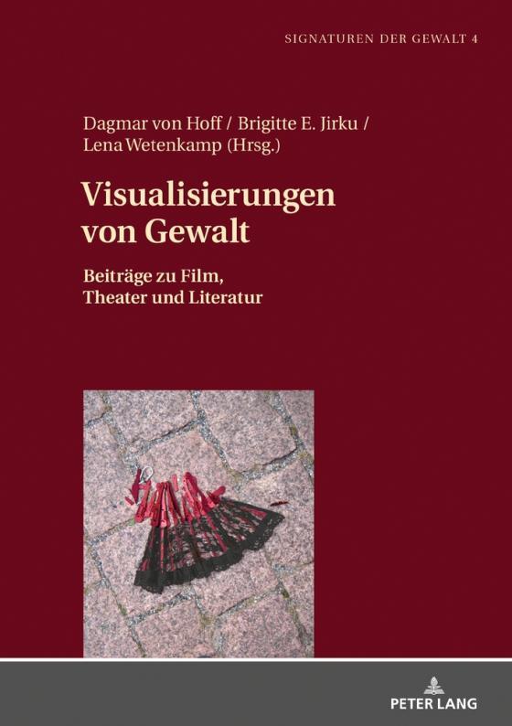 Cover-Bild Visualisierungen von Gewalt
