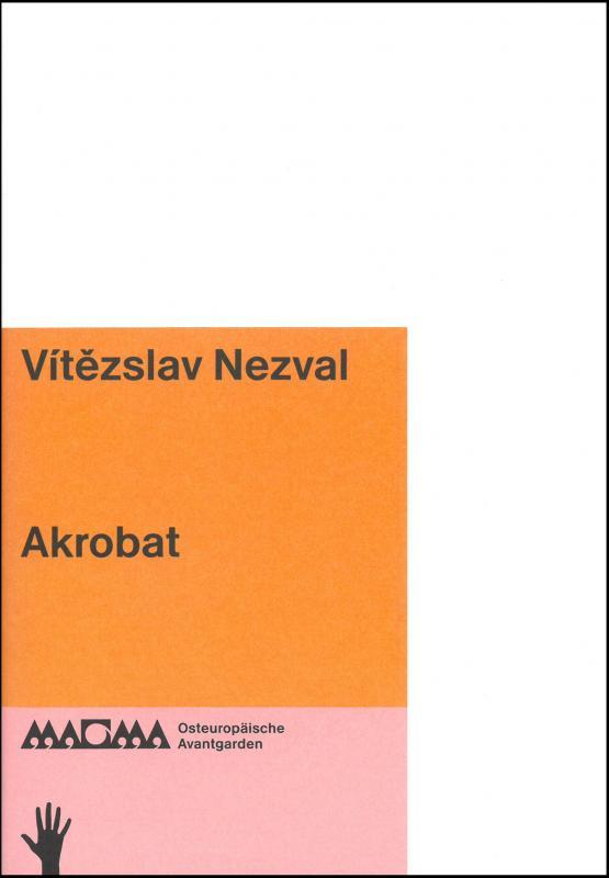 Cover-Bild Vítězslav Nezval. Akrobat