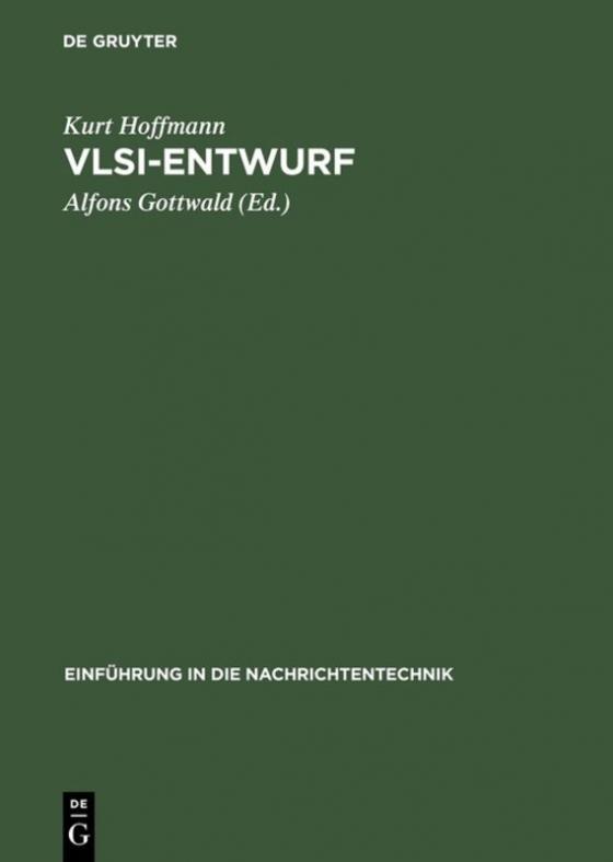 Cover-Bild VLSI-Entwurf