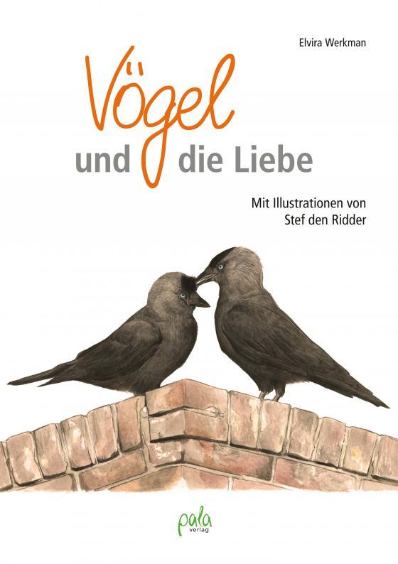 Cover-Bild Vögel und die Liebe
