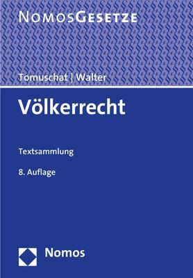 Cover-Bild Völkerrecht