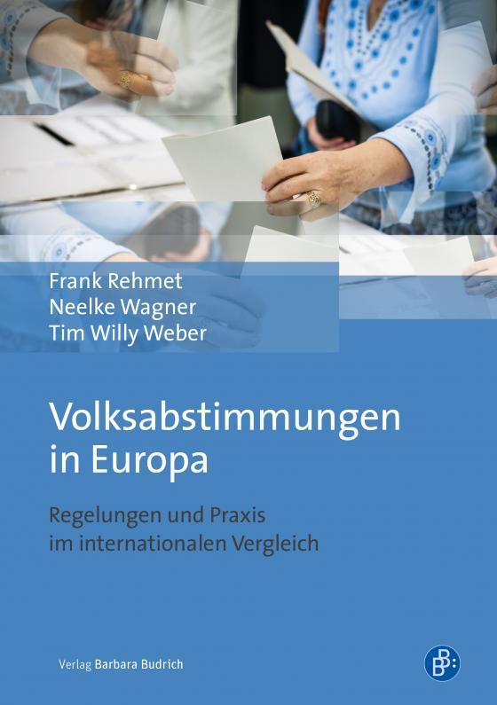 Cover-Bild Volksabstimmungen in Europa
