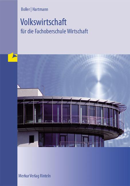 Cover-Bild Volkswirtschaft für die Fachoberschule Wirtschaft