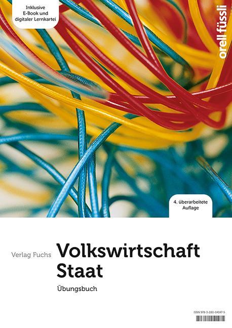 Cover-Bild Volkswirtschaft / Staat – Übungsbuch