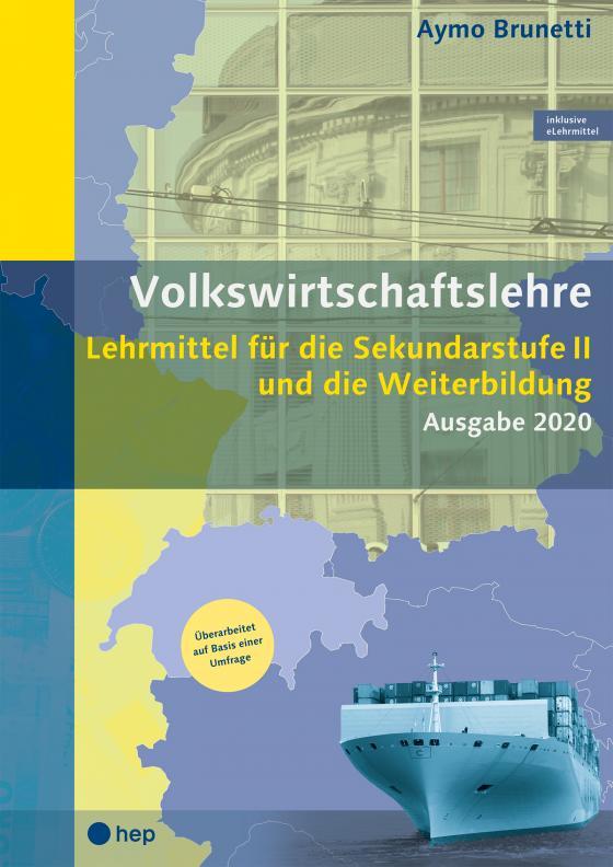 Cover-Bild Volkswirtschaftslehre (Print inkl. eLehrmittel, Neuauflage)
