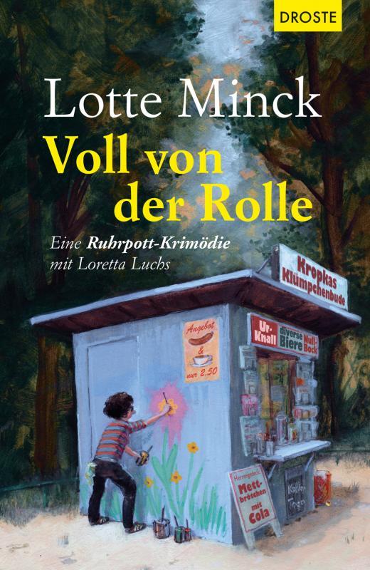 Cover-Bild Voll von der Rolle