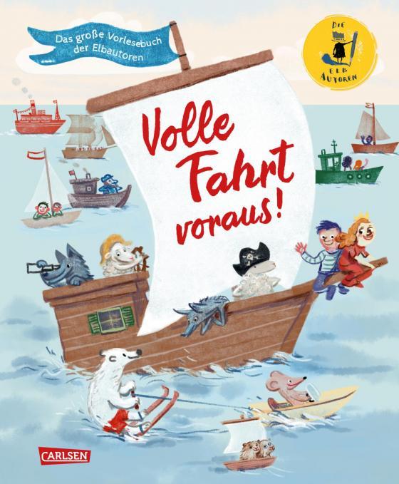 Cover-Bild Volle Fahrt voraus!