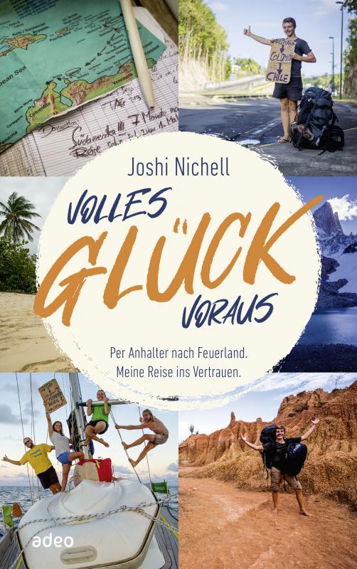Cover-Bild Volles Glück voraus
