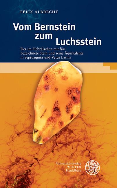 Cover-Bild Vom Bernstein zum Luchsstein