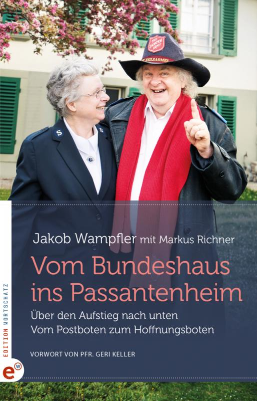 Cover-Bild Vom Bundeshaus ins Passantenheim
