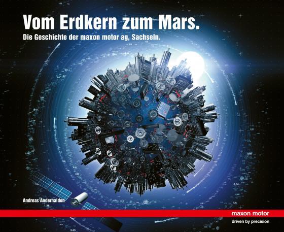 Cover-Bild Vom Erdkern zum Mars