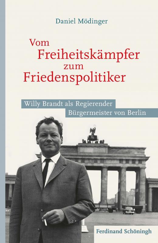 Cover-Bild Vom Freiheitskämpfer zum Friedenspolitiker