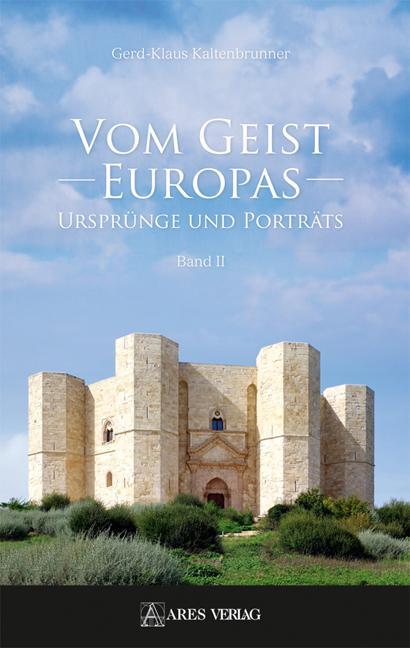 Cover-Bild Vom Geist Europas