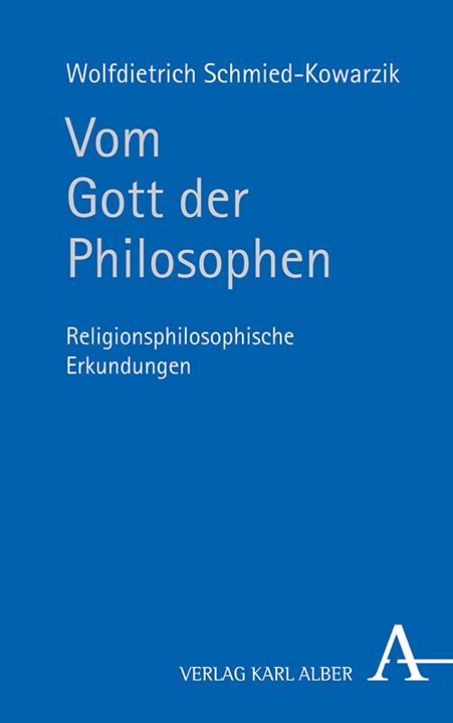 Cover-Bild Vom Gott der Philosophen