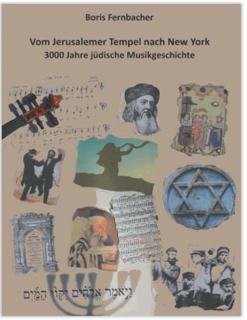 Cover-Bild Vom Jerusalemer Tempel nach New York