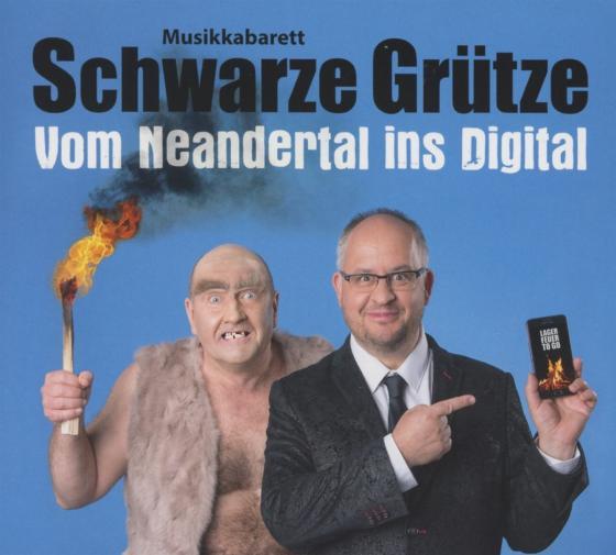 Cover-Bild Vom Neandertal ins Digital