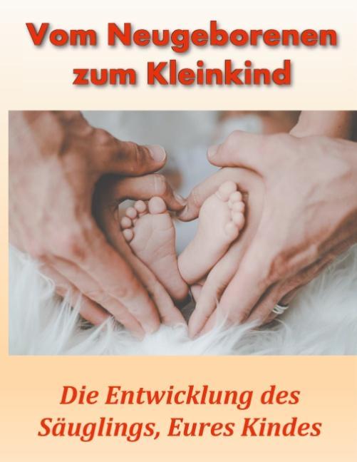 Cover-Bild Vom Neugeborenen zum Kleinkind