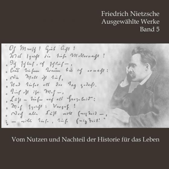 Cover-Bild Vom Nutzen und Nachteil der Historie für das Leben