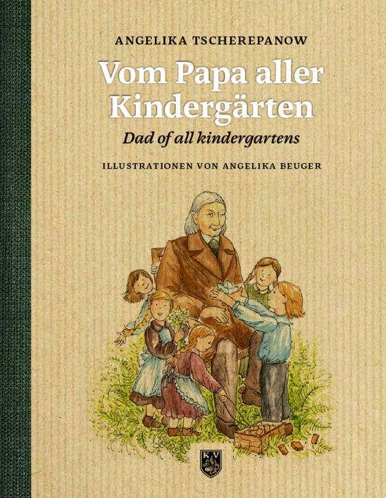 Cover-Bild Vom Papa aller Kindergärten