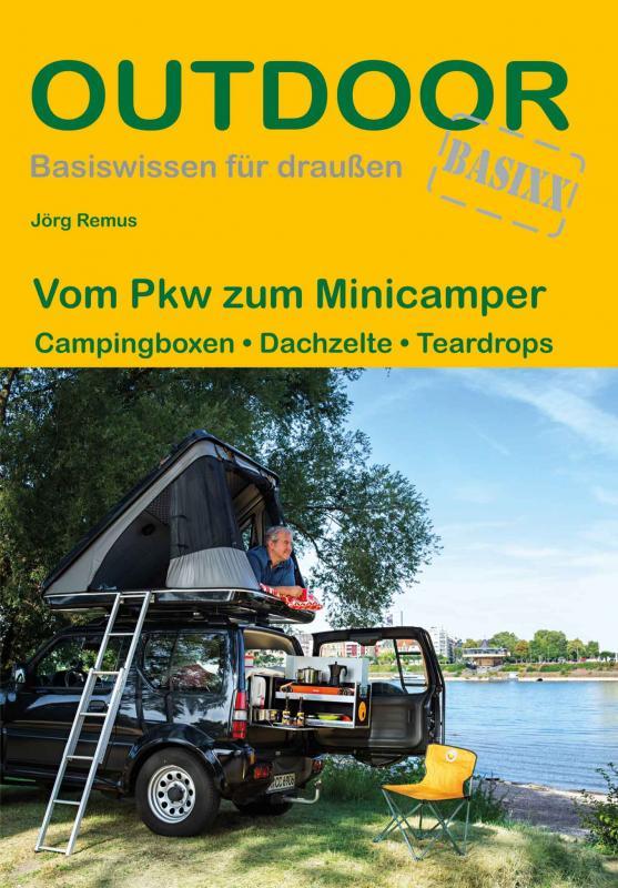 Cover-Bild Vom Pkw zum Minicamper