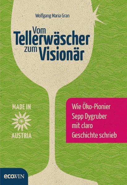 Cover-Bild Vom Tellerwäscher zum Visionär