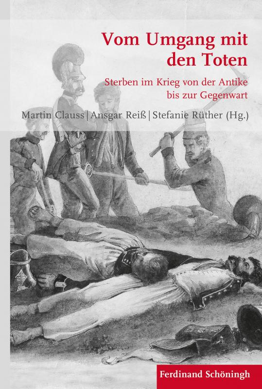 Cover-Bild Vom Umgang mit den Toten