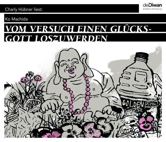 Cover-Bild Vom Versuch, einen Glücksgott loszuwerden / Flußbettlibrett