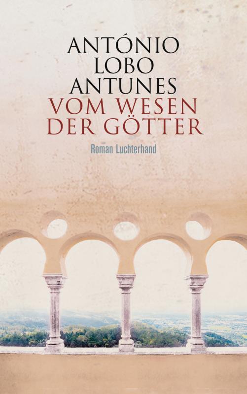 Cover-Bild Vom Wesen der Götter