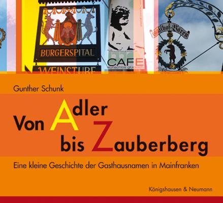Cover-Bild Von Adler bis Zauberberg