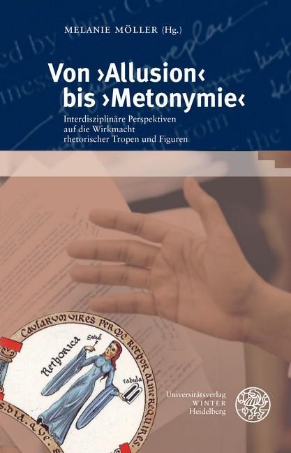 Cover-Bild Von ›Allusion‹ bis ›Metonymie‹
