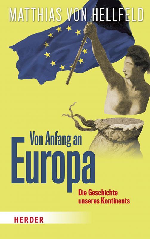 Cover-Bild Von Anfang an Europa