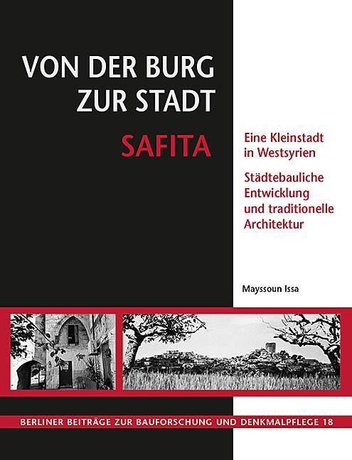 Cover-Bild Von der Burg zur Stadt Safita