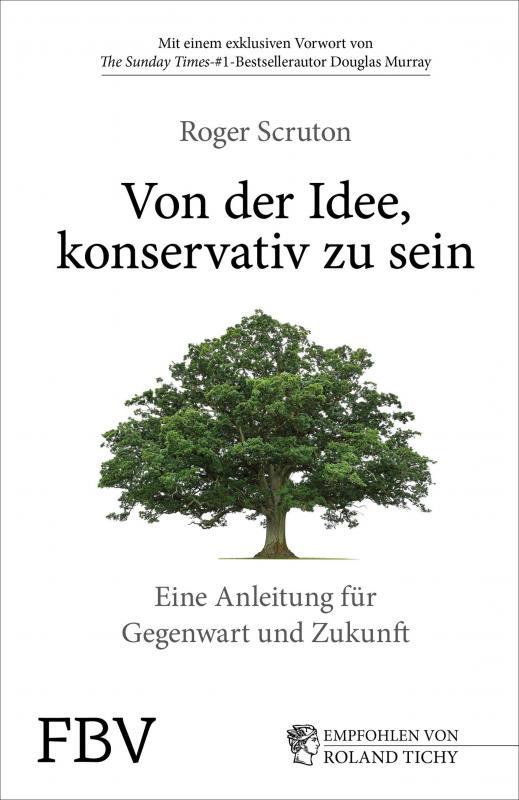 Cover-Bild Von der Idee, konservativ zu sein