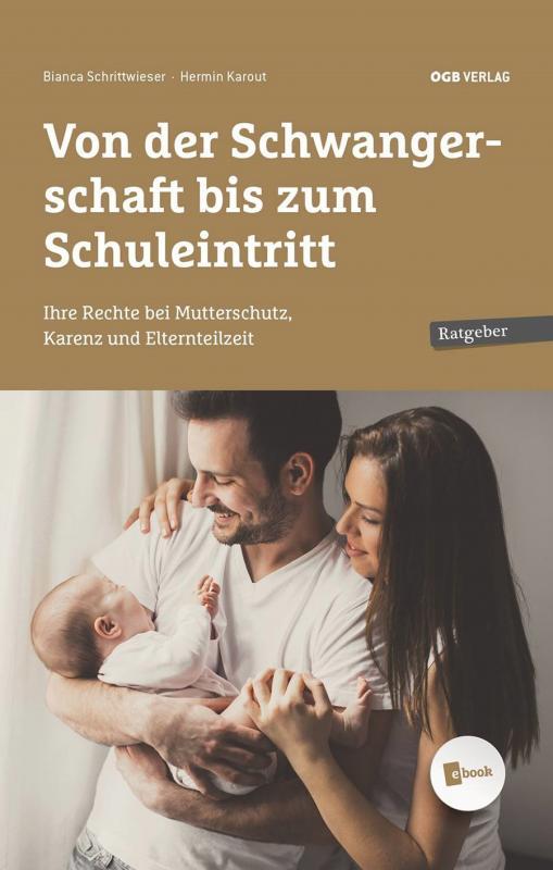 Cover-Bild Von der Schwangerschaft bis zum Schuleintritt