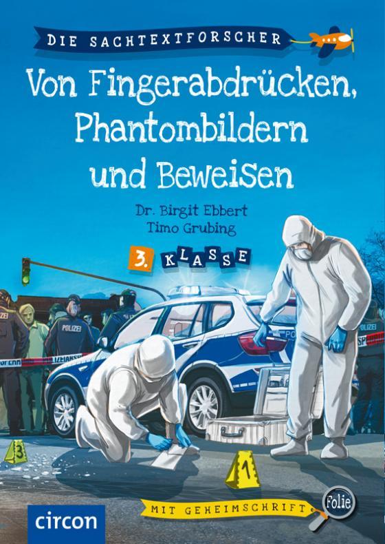Cover-Bild Von Fingerabdrücken, Phantombildern und Beweisen