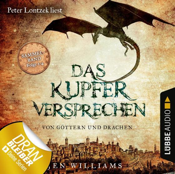 Cover-Bild Von Göttern und Drachen - Sammelband