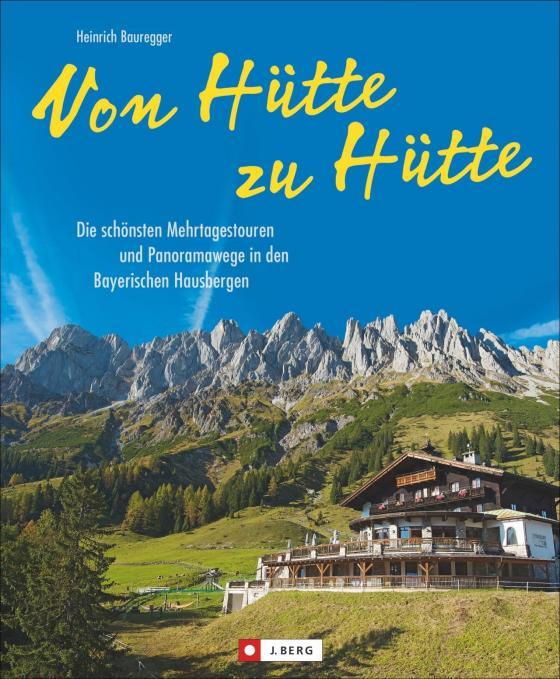 Cover-Bild Von Hütte zu Hütte