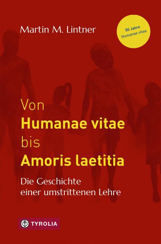 Cover-Bild Von Humanae vitae bis Amoris laetitia