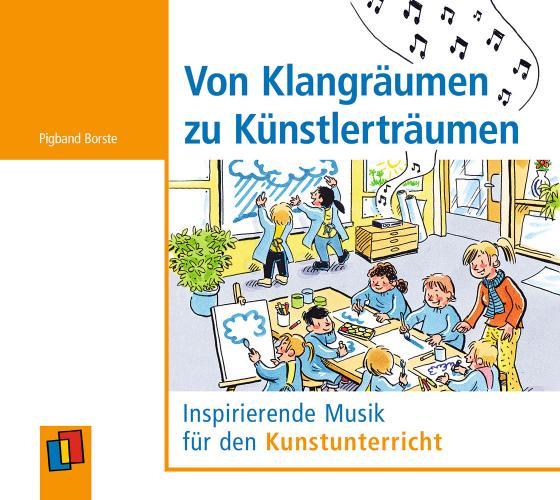 Cover-Bild Von Klangräumen zu Künstlerträumen