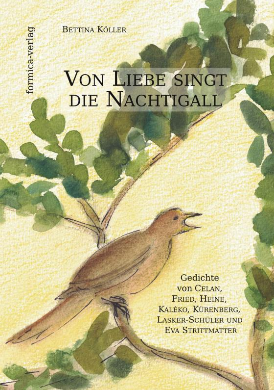 Cover-Bild Von Liebe singt die Nachtigall