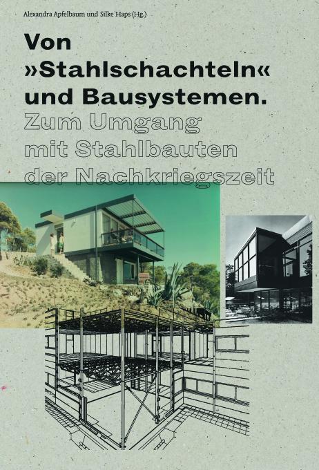 """Cover-Bild Von """"Stahlschachteln"""" und Bausystemen"""
