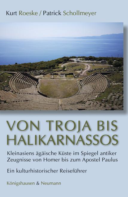 Cover-Bild Von Troja bis Halikarnassos