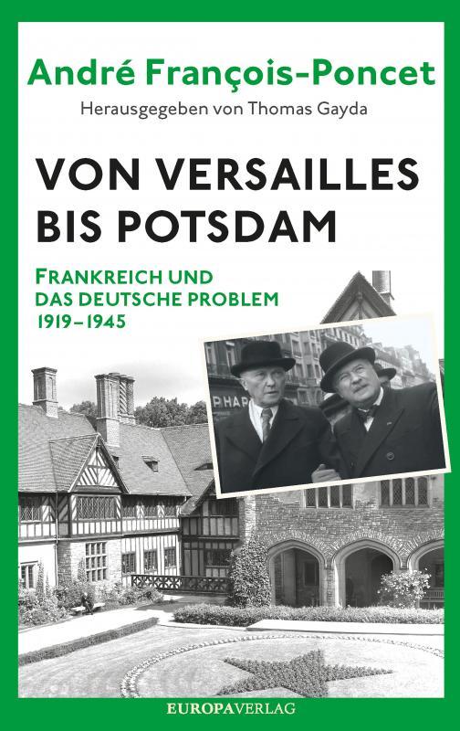 Cover-Bild Von Versailles bis Potsdam