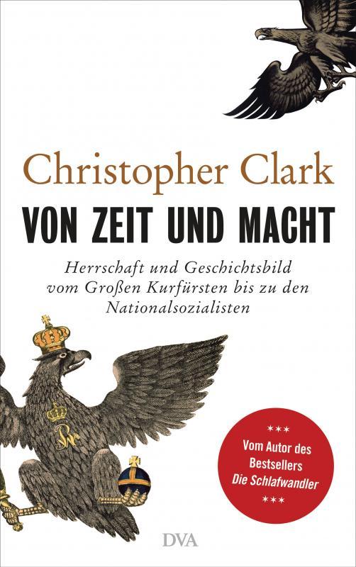 Cover-Bild Von Zeit und Macht