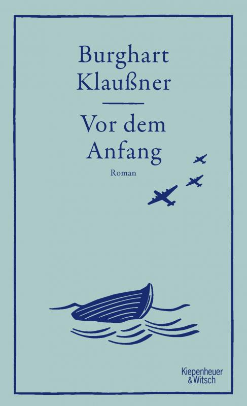 Cover-Bild Vor dem Anfang