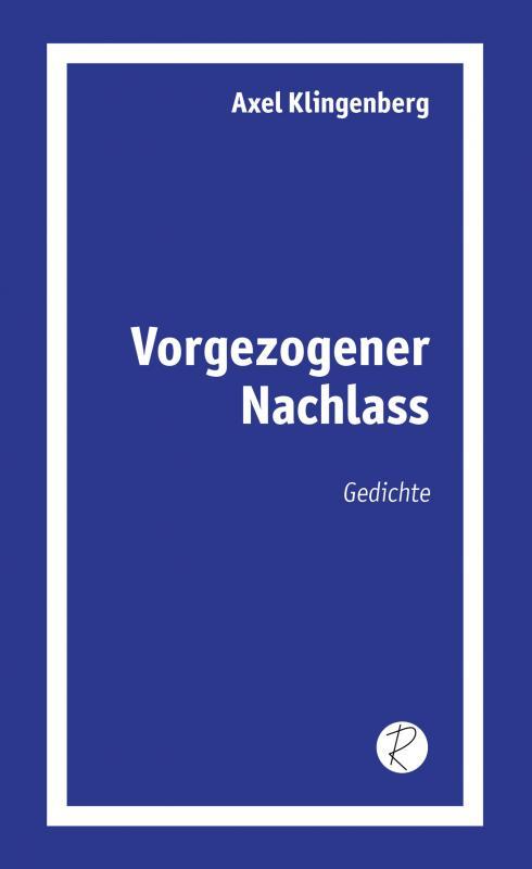 Cover-Bild Vorgezogener Nachlass