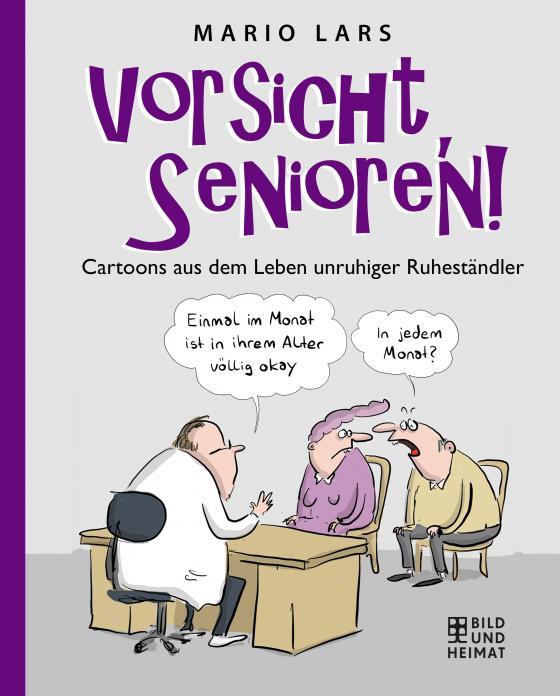 Cover-Bild Vorsicht, Senioren!