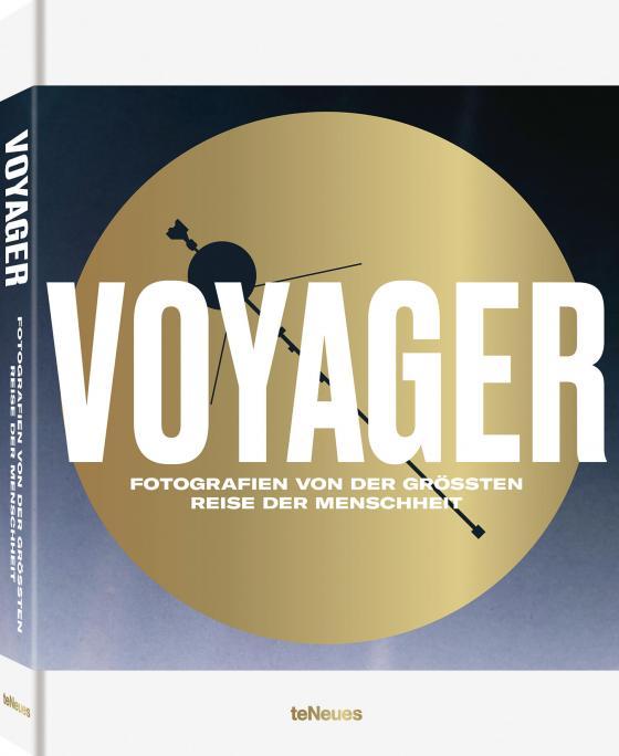 Cover-Bild Voyager, German Version